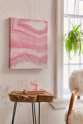 Millennial Pink - Home Decor