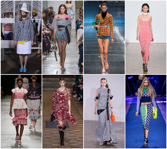 Master The Gingham Trend Without Looking Like A Tablecloth