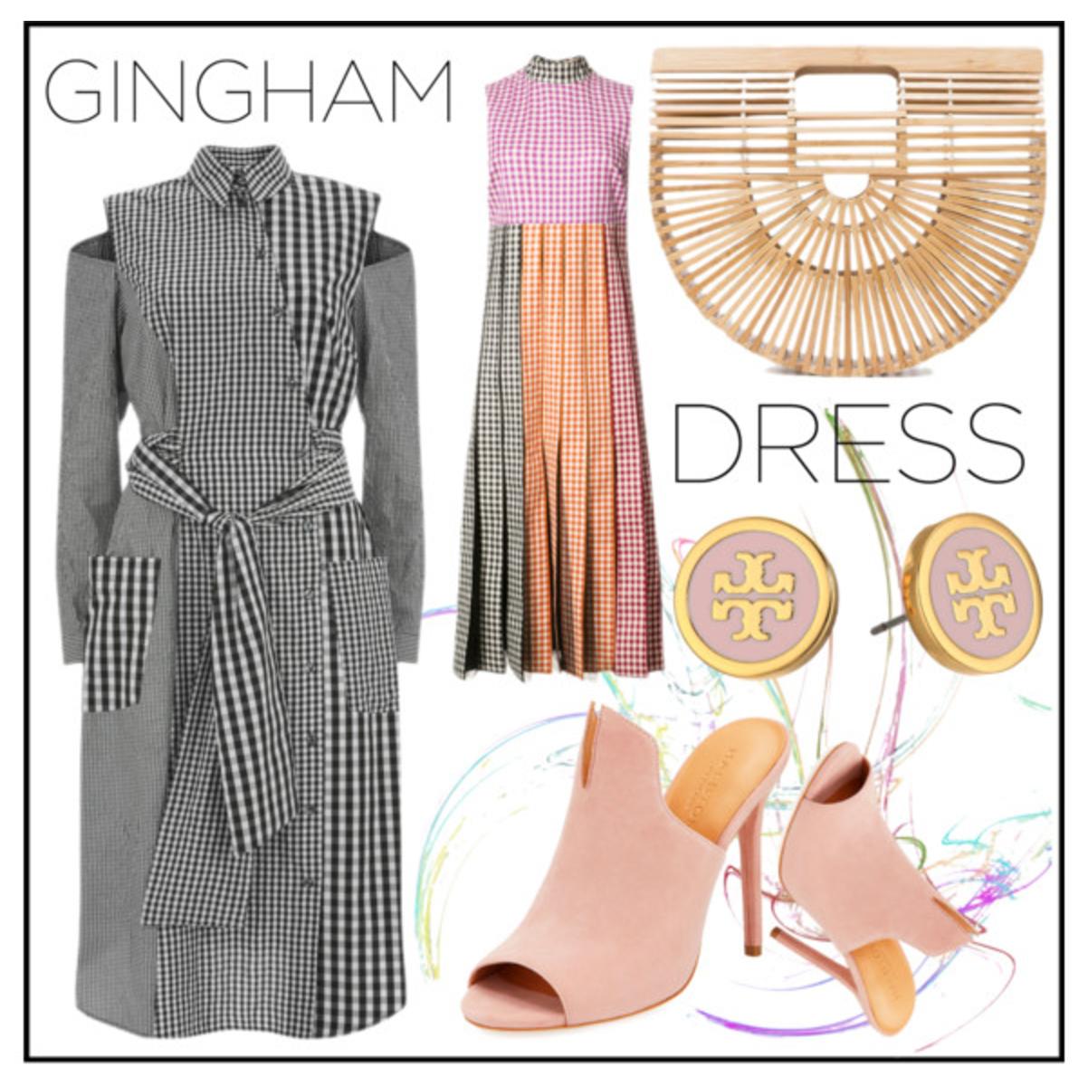 Gingham Trend - Dresses