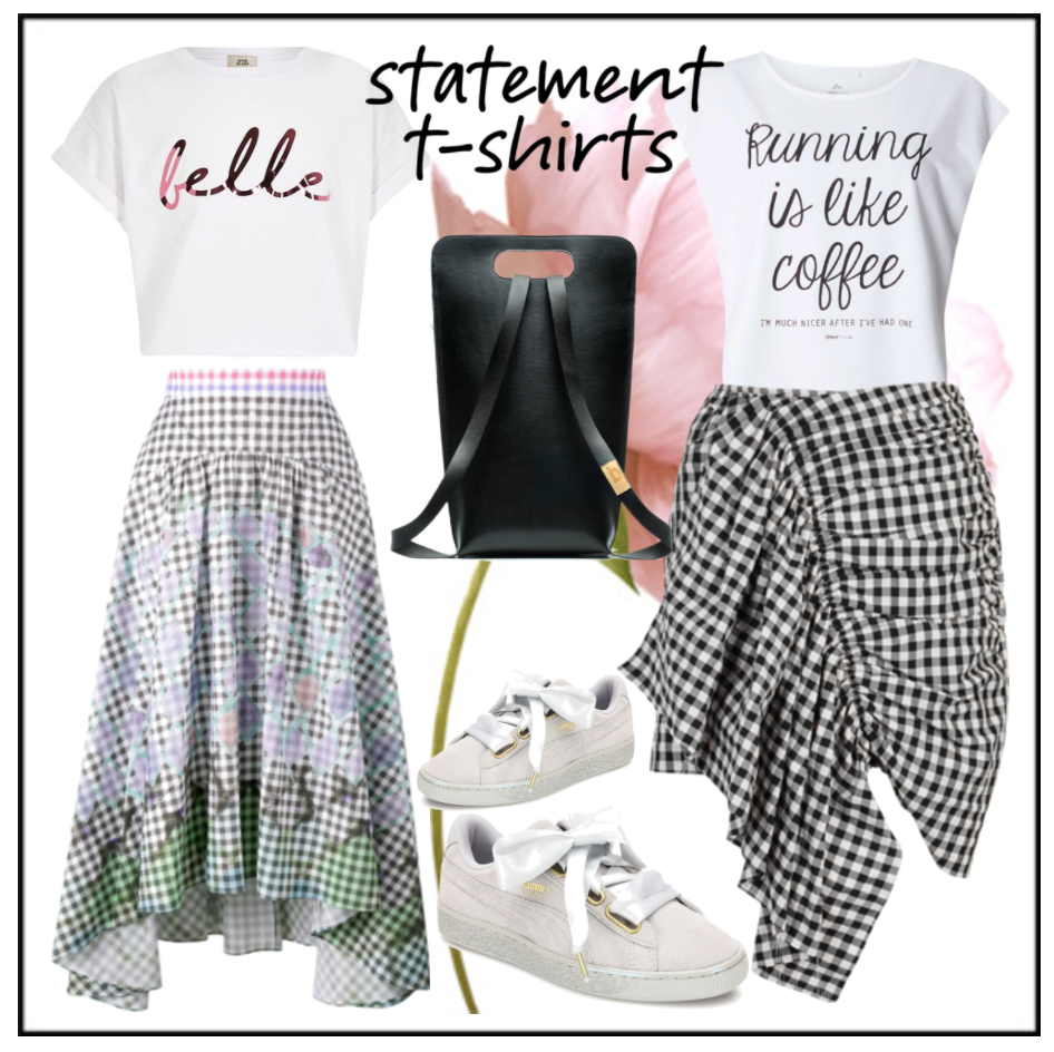 Gingham Trend - Skirts