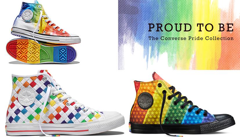 Pride Month - Converse