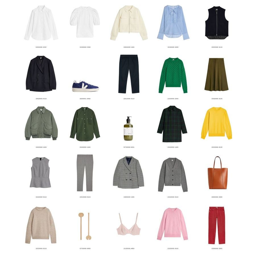 Arket H&M: First Look Into Their New Clothing Brand