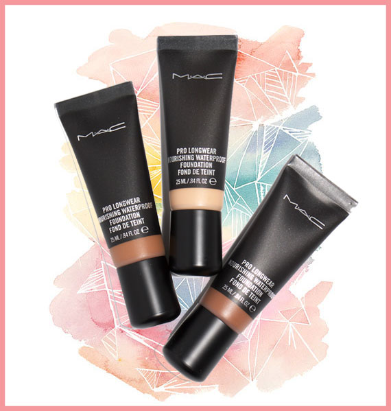 Best foundation for oily skin - Mac