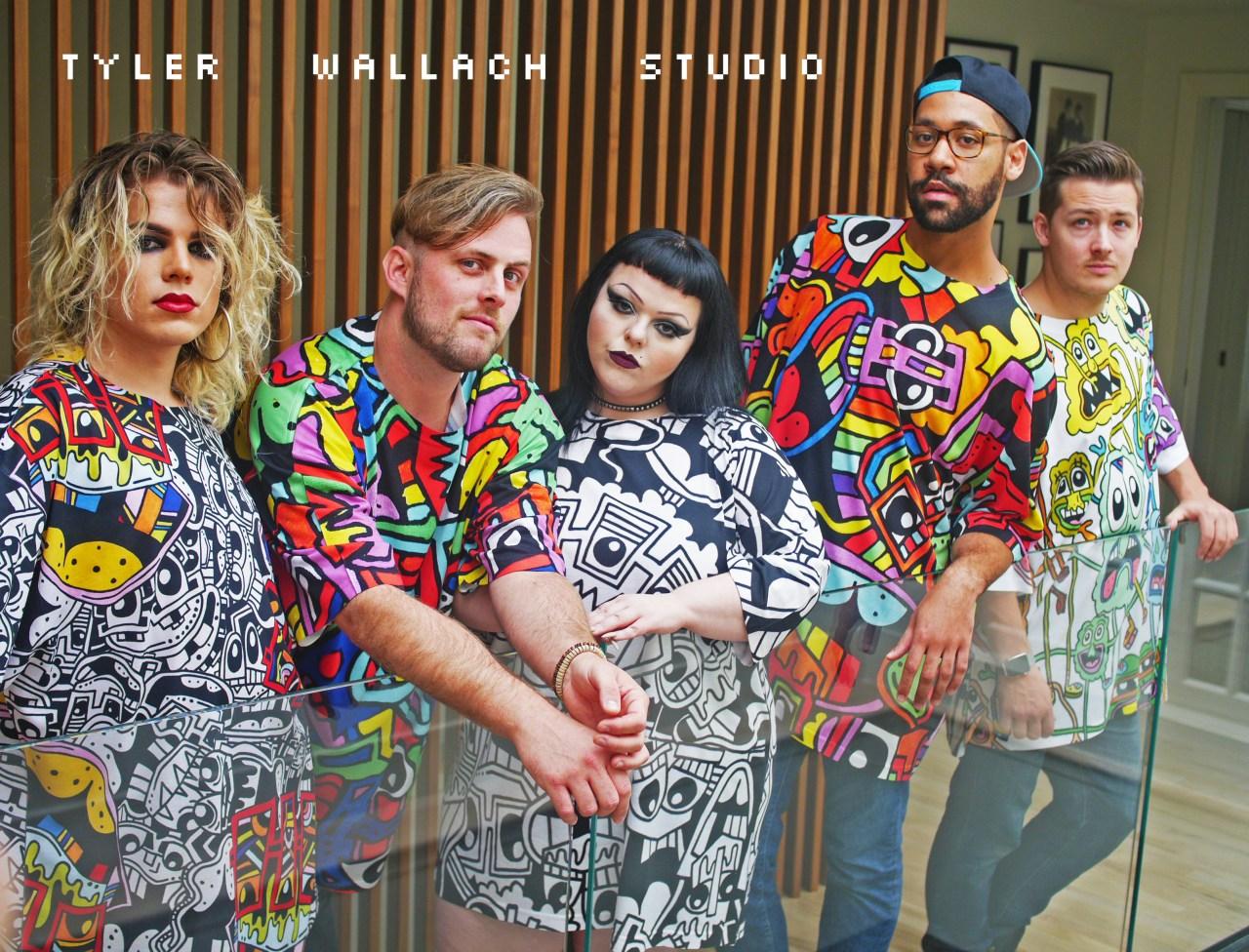 Pride Month -Tyler Wallach Studio