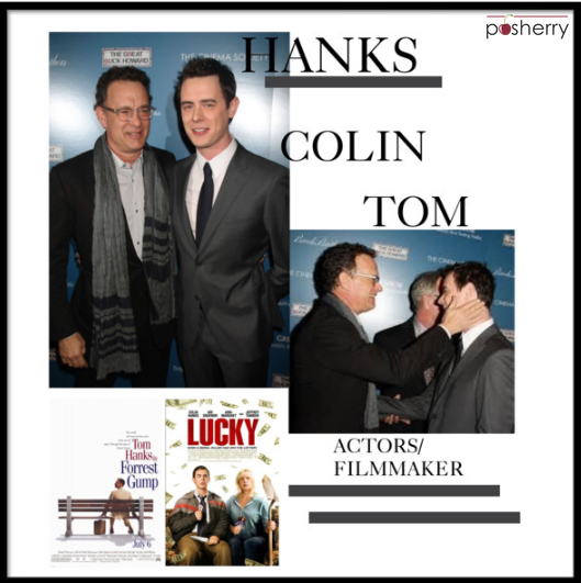 Famous Duos: Tom Hanks and Colin Hanks