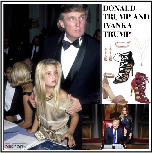 Famous Duos: Donald Trump and Ivanka Trump
