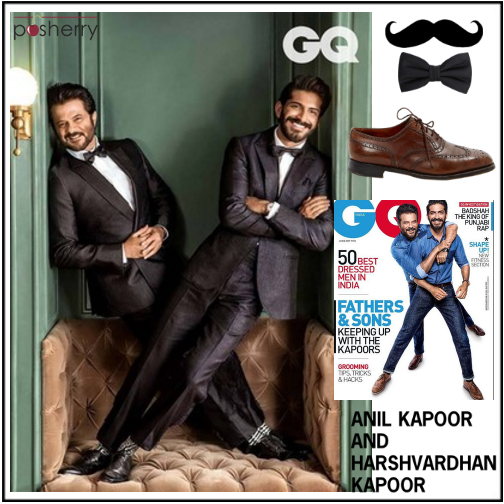 Famous Duos: Anil Kapoor and Harshvardhan Kapoor