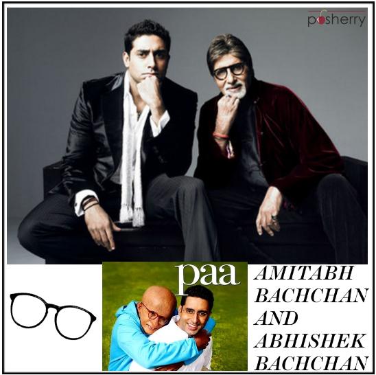 Famous Duos: Amitabh Bachchan and Abhishek Bachchan