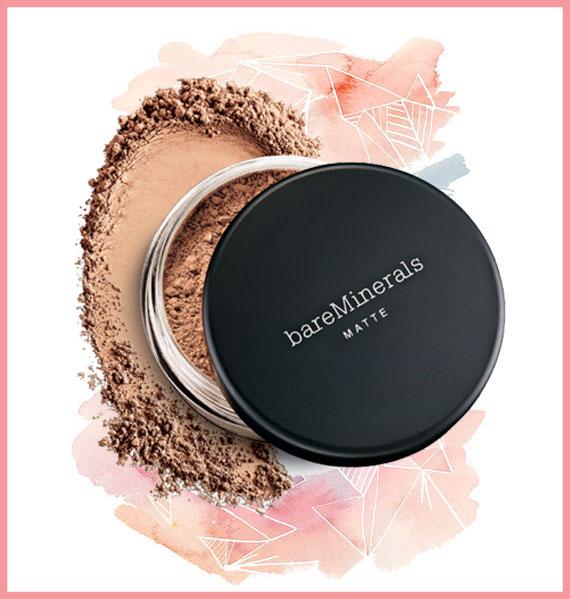 Best foundation for oily skin - BareMinerals