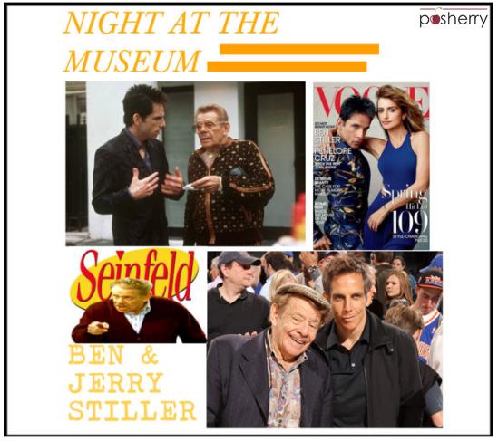 Famous Duos: Ben Stiller and Jerry Stiller