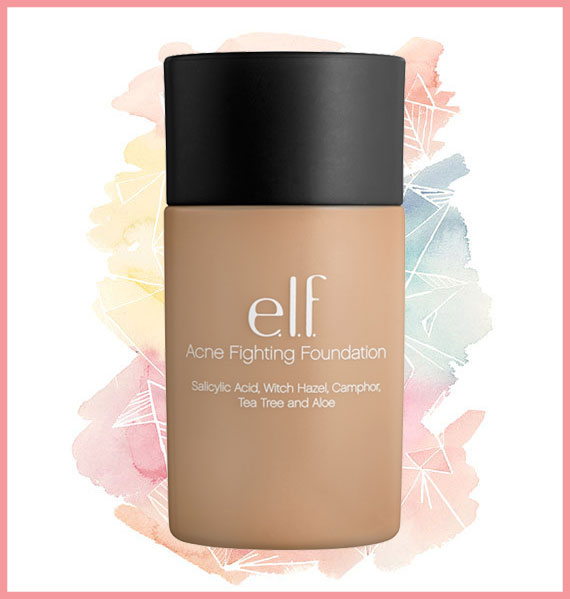 Best foundation for oily skin - E.L.F.