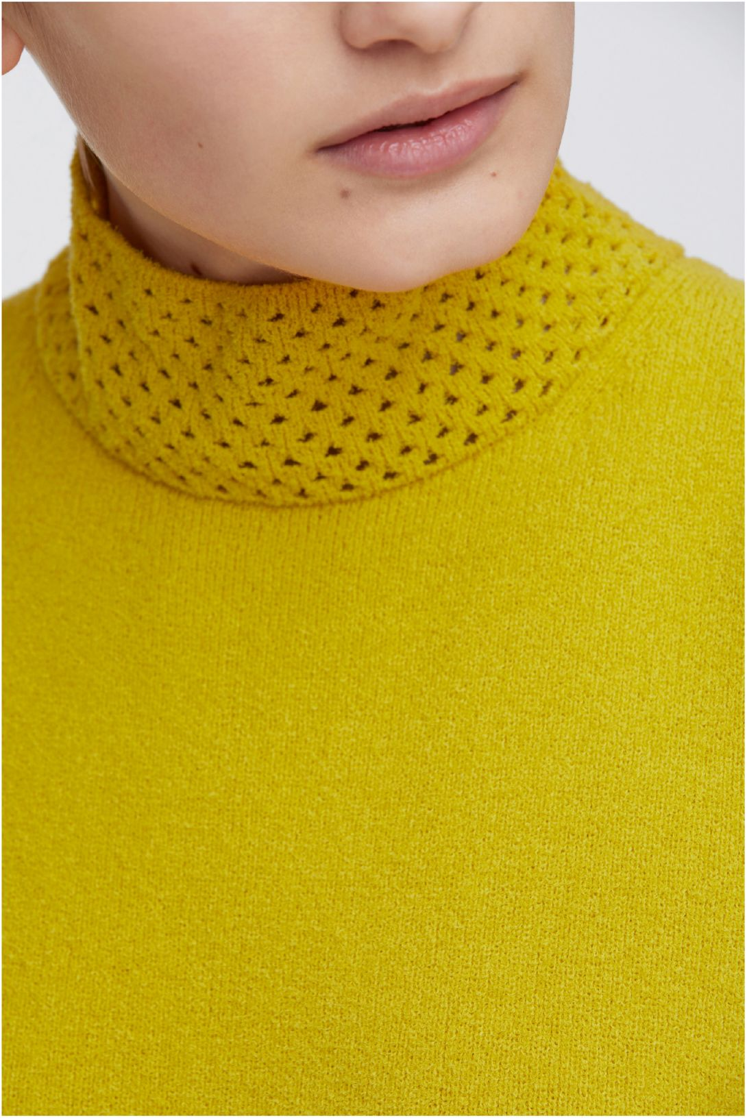 Arket H&M: Mustard Yellow