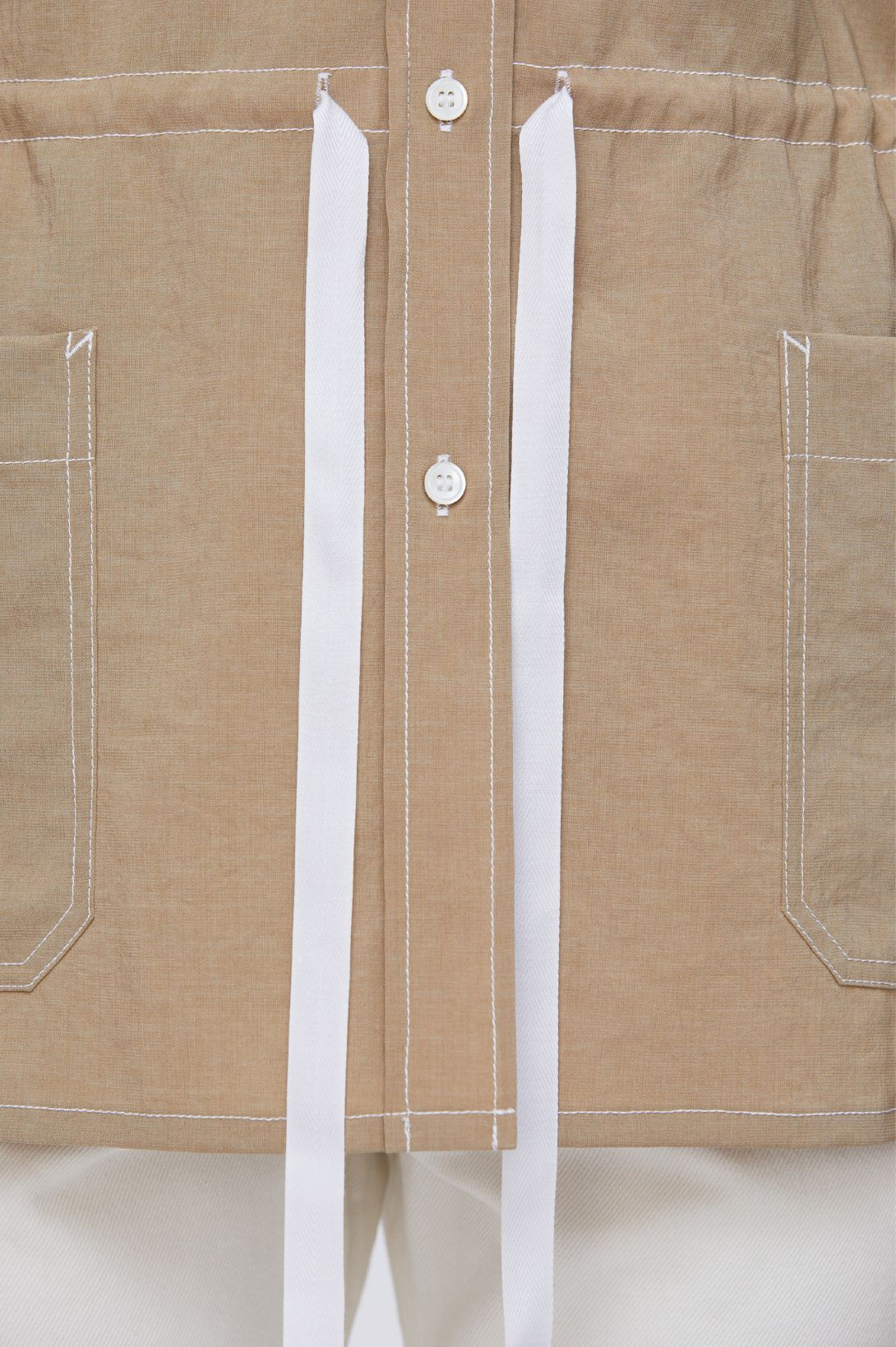 Arket H&M: draw strings