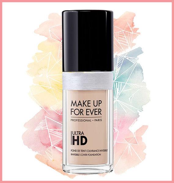 Best foundation for oily skin - Make Up Forever