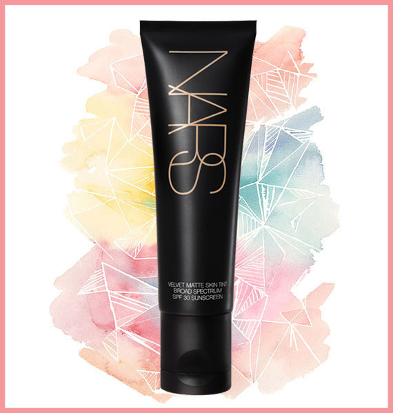 Best foundation for oily skin - Nars