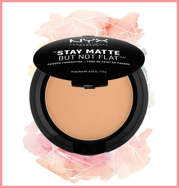 Best foundation for oily skin - Nyx