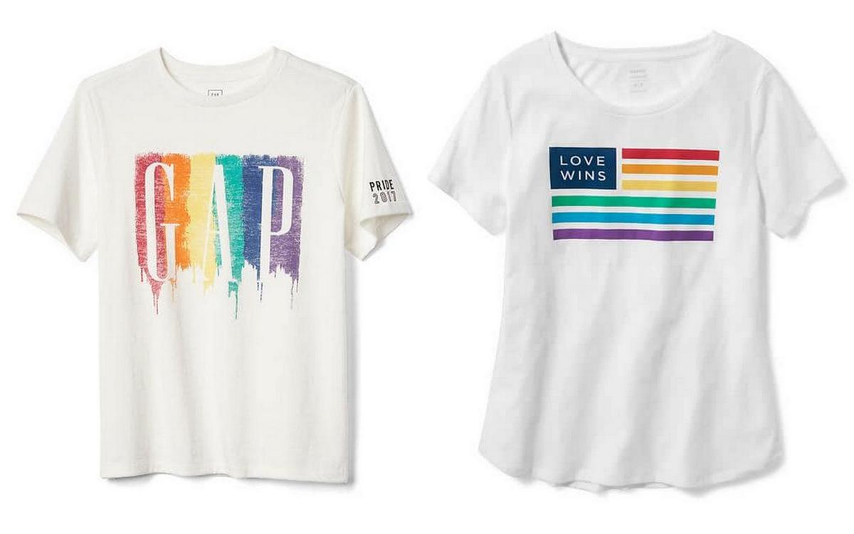 Pride Month -Gap inc.