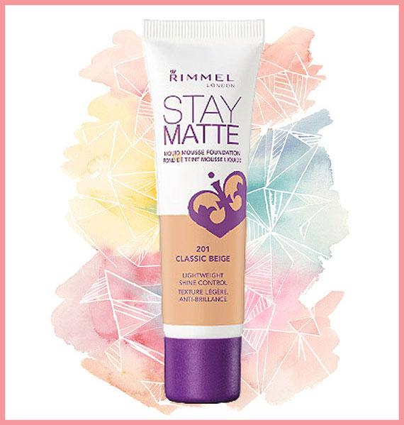 Best foundation for oily skin - Rimmel