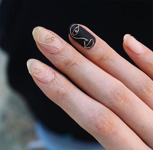 Summer Nail Colors Trend From Runway-Wire
