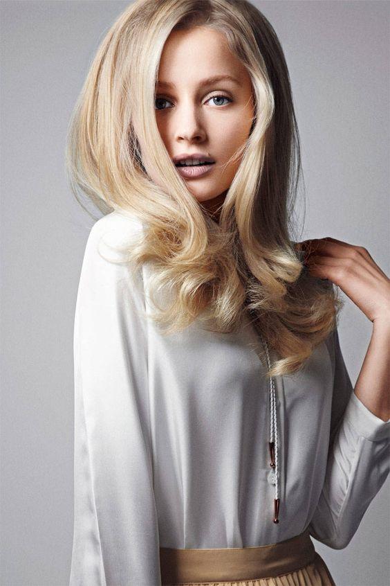 Hair tips- Bouncy Blowout