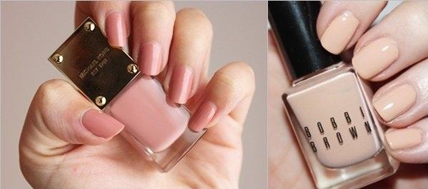 Summer Nail Colors -Nude