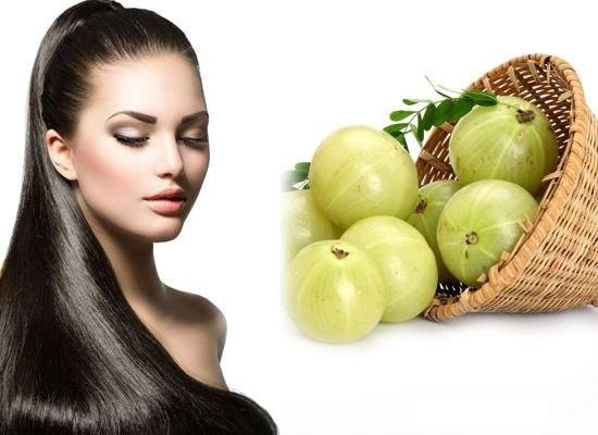 Hair tips - Gooseberries