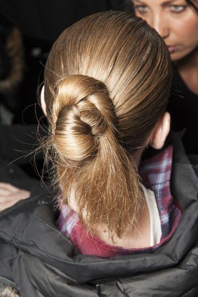 Hair tips - Half Bun Half Ponytail