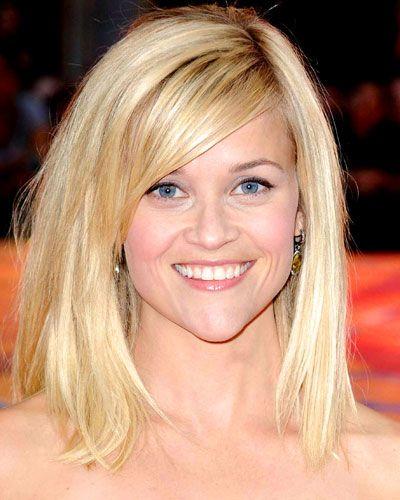 Hair tips for a heart shaped face - Medium Hair